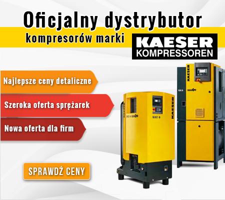 Kaeser - komprsory, sprężarki, tłokowe, śrubowe