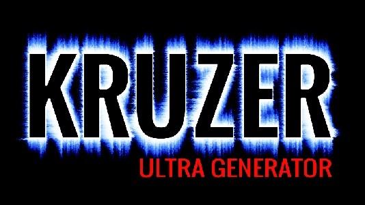 KRUZER - Agregaty prądotwórcze